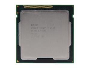 Intel Core i7-2600 - Core i7 2nd Gen Sandy Bridge Quad-Core 3.4GHz (3.8GHz Turbo Boost) LGA 1155 95W Intel HD Graphics 2000 Desktop Processor - SR00B