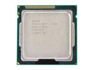 Intel Core i3-2100 Sandy Bridge Dual-Core 3.1 GHz LGA 1155 65W SR05C Desktop Processor Intel HD Graphics 2000