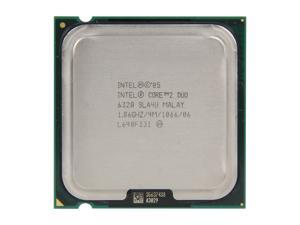 Intel Core 2 Duo E6320 Conroe Dual-Core 1.86 GHz LGA 775 SLA4U Desktop Processor
