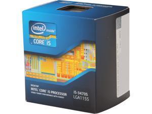 Intel Core i5 3470S - Core i5 3rd Gen Ivy Bridge Quad-Core 2.9 GHz LGA 1155 65W Intel HD Graphics 2500 Desktop Processor - BX80637I53470S