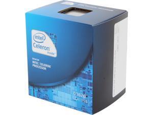 Intel Celeron G1620 - Celeron Ivy Bridge Dual-Core 2.7 GHz LGA 1155 55W Desktop Processor - BX80637G1620