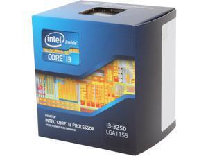 Intel Core i3-3250 - Core i3 3rd Gen Ivy Bridge Dual-Core 3.5 GHz LGA 1155 55W Intel HD Graphics 2500 Desktop Processor - BX80637I33250