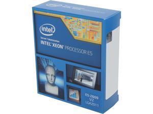Intel Xeon E5-2609 v2 Ivy Bridge-EP 2.5 GHz LGA 2011 80W BX80635E52609V2 Server Processor