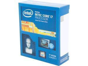 Intel Core i7-4930K - Core i7 4th Gen Ivy Bridge-E 6-Core 3.4 GHz LGA 2011 130W Desktop Processor - BX80633i74930K
