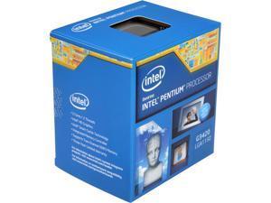 Intel Pentium G3420 - Pentium Dual-Core Haswell Dual-Core 3.2 GHz LGA 1150 54W Intel HD Graphics Desktop Processor - BX80646G3420
