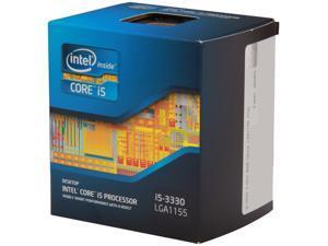 Intel Core i5-3340S - Core i5 3rd Gen Ivy Bridge Quad-Core 2.8GHz (3.3GHz Turbo) LGA 1155 65W Intel HD Graphics Desktop Processor - BX80637I53340S
