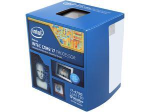 Intel Core i7-4790 - Core i7 4th Gen Haswell Quad-Core 3.6 GHz LGA 1150 84W Intel HD Graphics 4600 Desktop Processor - BX80646I74790