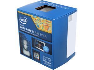 Intel Core i5-4590S - Core i5 4th Gen Haswell Quad-Core 3.0 GHz LGA 1150 65W Intel HD Graphics 4600 Desktop Processor - BX80646I54590S