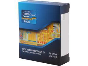 Intel Xeon E5-2690 Sandy Bridge-EP 2.9GHz (3.8GHz Turbo Boost) LGA 2011 135W BX80621E52690 Server Processor