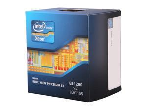 Intel Xeon E3-1280 V2 Ivy Bridge 3.6GHz (4.0GHz Turbo) LGA 1155 69W BX80637E31280V2 Server Processor