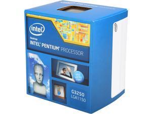 Intel Pentium G3250 Haswell Dual-Core 3.2GHz LGA 1150 53W Desktop ProcessorIntel HD Graphics BX80646G3250
