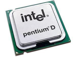 Intel Pentium D 820 Smithfield Dual-Core 2.8 GHz LGA 775 95W HH80551PG0722MN Processor