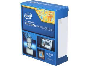 Intel Xeon E5-2620 V3 Haswell 2.4 GHz LGA 2011-3 85W BX80644E52620V3 Server Processor