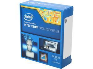 Intel Xeon E5-1620 v3 Haswell-EP 3.5 GHz LGA 2011-3 140W BX80644E51620V3 Server Processor