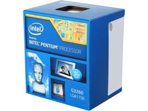 Intel Pentium G3260 - Pentium Haswell Dual-Core 3.3 GHz LGA 1150 Desktop Processor - BX80646G3260