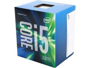 Intel Core i5-6500 Skylake Quad-Core 3.2 GHz LGA 1151 65W BX80662I56500 Desktop Processor Intel HD Graphics 530