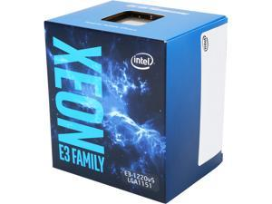 Intel Xeon E3-1220 V5 SkyLake 3.0 GHz LGA 1151 80W BX80662E31220V5 Server Processor