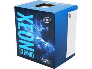 Intel Xeon E3-1225 V5 3.3 GHz LGA 1151 80W BX80662E31225V5 Server Processor