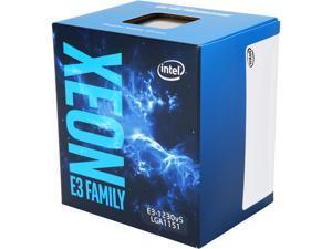 Intel Xeon E3-1230 V5 3.4 GHz LGA 1151 80W BX80662E31230V5 Server Processor