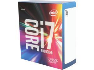 Intel Core i7 6th Gen - Core i7-6850K Broadwell-E 6-Core 3.6 GHz LGA 2011-V3 140W BX80671I76850K Desktop Processor