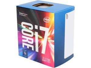 Intel Core i7-7700 Kaby Lake Quad-Core 3.6 GHz LGA 1151 65W BX80677I77700 Desktop Processor