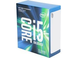 Intel Core i5-7600K Kaby Lake Quad-Core 3.8 GHz LGA 1151 91W BX80677I57600K Desktop Processor