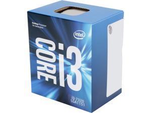 Intel Core i3-7320 Kaby Lake Dual-Core 4.1 GHz LGA 1151 51W BX80677I37320 Desktop Processor Intel HD Graphics 630
