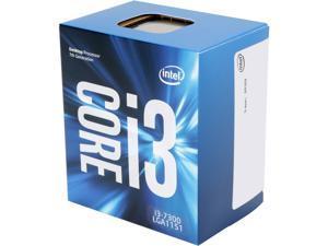 Intel Core i3-7300 Kaby Lake Dual-Core 4.0 GHz LGA 1151 51W BX80677I37300 Desktop Processor Intel HD Graphics 630