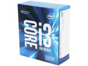 Intel Core i3-7350K Kaby Lake Dual-Core 4.2 GHz LGA 1151 60W BX80677I37350K Desktop Processor Intel HD Graphics 630