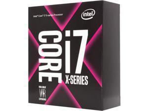 Intel Core i7 X-Series - Core i7-7740X Kaby Lake-X Quad-Core 4.3 GHz LGA 2066 112W BX80677I77740X Desktop Processor