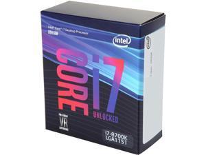 Intel Core i7-8700K Coffee Lake 6-Core 3.7 GHz (4.7 GHz Turbo) LGA 1151 (300 Series) 95W BX80684I78700K Desktop Processor Intel UHD Graphics 630
