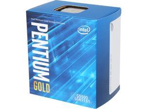 Intel Pentium Gold G5500 Coffee Lake Dual-Core 3.8 GHz LGA 1151 (300 Series) 54W BX80684G5500 Desktop Processor Intel UHD Graphics 630