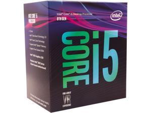 Intel Core i5-8600 Coffee Lake 6-Core 3.1 GHz (4.3 GHz Turbo) LGA 1151 (300 Series) 65W BX80684I58600 Desktop Processor Intel UHD Graphics 630