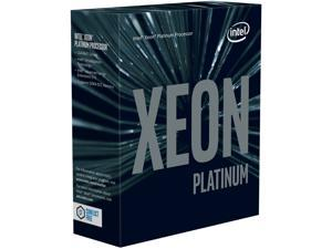 Intel Xeon Scalable Platinum 8180 SkyLake 28-Core 2.5 GHz (3.8 GHz Turbo) LGA 3647 205W BX806738180 Server Processor