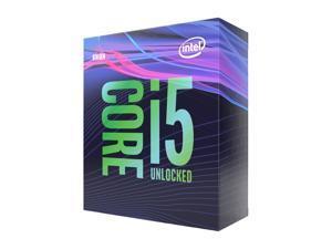 Intel Core i5-9600K Coffee Lake 6-Core 3.7 GHz (4.6 GHz Turbo) LGA 1151 (300 Series) 95W BX80684I59600K Desktop Processor Intel UHD Graphics 630