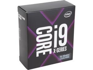 Intel Core i9-9940X Skylake X 14-Core 3.3 GHz (4.4 GHz Turbo) LGA 2066 165W BX80673I99940X Desktop Processor