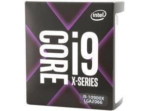 Intel Core i9-10900X - Core i9 10th Gen Cascade Lake 10-Core 3.7 GHz LGA 2066 165W Desktop Processor - BX8069510900X