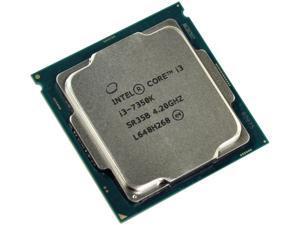 Intel Core i3-7350K - Core i3 7th Gen Kaby Lake Dual-Core 4.2 GHz LGA 1151 60W Intel HD Graphics 630 Desktop Processor - BX80677I37350K