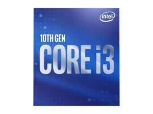 Intel Core i3-10100 Comet Lake Quad-Core 3.6 GHz LGA 1200 65W BX8070110100 Desktop Processor Intel UHD Graphics 630