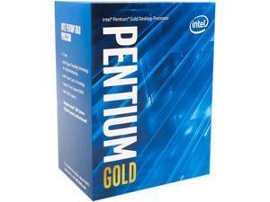 Intel Pentium Gold G6500 Dual-Core 4.1 GHz LGA 1200 58W BX80701G6500 Desktop Processor Intel UHD Graphics 630
