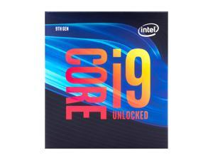 Intel Core i9-9900K Coffee Lake 8-Core, 16-Thread, 3.6 GHz (5.0 GHz Turbo) LGA 1151 (300 Series) 95W BX806849900K Desktop Processor Intel UHD Graphics 630