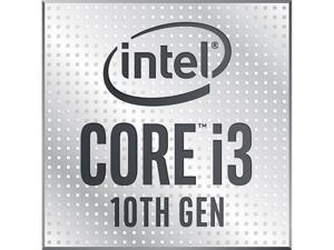 Intel Core i3-10100 Comet Lake Quad-Core 3.6 GHz LGA 1200 65W CM8070104291317 Desktop Processor Intel UHD Graphics 630