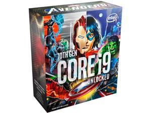 Intel Core i9-10850KA Comet Lake 10-Core 3.6 GHz LGA 1200 125W Desktop Processor w/ Intel UHD Graphics 630 - Avengers Limited Edition - BX8070110850KA