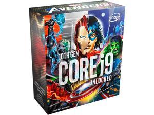 Intel Core i9-10900KA Comet Lake 10-Core 3.7 GHz LGA 1200 125W BX8070110900KA Desktop Processor - Special Edition Intel UHD Graphics 630