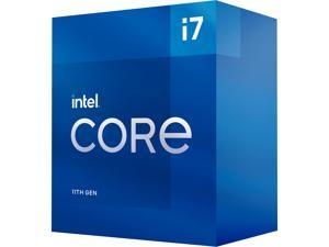 Intel Core i7-11700 Rocket Lake 8-Core 2.5 GHz LGA 1200 65W BX8070811700 Desktop Processor Intel UHD Graphics 750