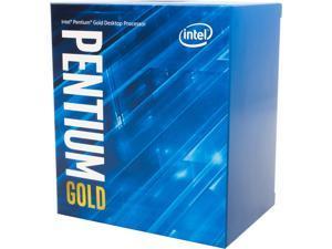 Intel Pentium G6605 - Pentium Gold Comet Lake Dual-Core 4.3 GHz LGA 1200 58W Intel UHD Graphics 630 Desktop Processor - BX80701G6605