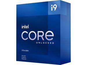 Intel Core i9-11900KF Rocket Lake 8-Core 3.5 GHz LGA 1200 125W BX8070811900KF Desktop Processor