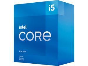 Intel Core i5-11400F Rocket Lake 6-Core 2.6 GHz LGA 1200 65W BX8070811400F Desktop Processor