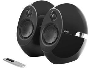 Edifier Luna E25 2.0 Channel Bluetooth Speakers, Black, E25-BLK
