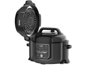 Ninja Foodi OP300 TenderCrisp Pressure Cooker , Black